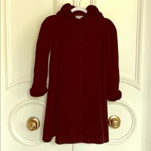 Helena Coat with Hood Girls 6